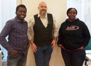 Bioinformatics course, Sweden