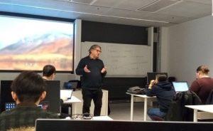 Prof Erik Bongcam Rudloff