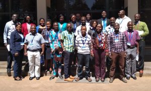 'An introduction to virus and vector diagnostics' course at BecA-ILRI Hub, Kenya, March 2019