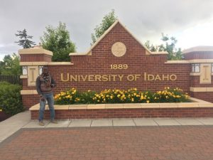 Biology of vector-borne diseases A course organised by The University of Idaho Center for Health in the Human Ecosystem (CHHE) Moscow, Idaho, USA, 23-28 June 2019