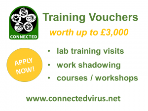 CONNECTED Virus Network Training Vouchers
