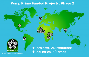 CONNECTED Pump Prime Funded Research Projects Phase Two