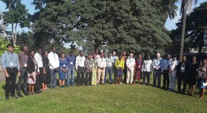 The application of molecular diagnostics for plant virus surveillance, IITA, Ibadan, November 2019