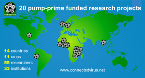 CONNECTED pump-prime funded research projects